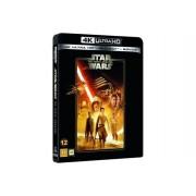 Blu-Ray Star Wars: The Force Awakens 4K UHD 4K Blu-ray