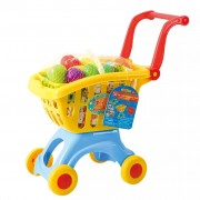 Playgo 32 Piece My Little Shopping Cart Set 3242-1