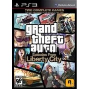 Grand Theft Auto Iv Episodes From Liberty City Ps3