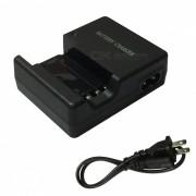 EL9 Un cargador de bateria + cable de cargador para nikon DSLR camara - negro