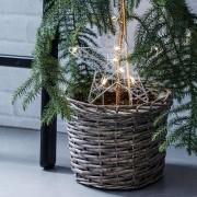 Markslöjd LED star for flower ports - Gardener