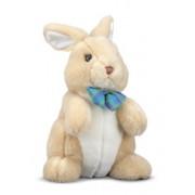 Melissa & Doug Propper Bunny Rabbit Stuffed Animal (12 inches Tall)