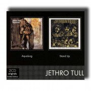 Warner Music Jethro Tull - Aqualung / Stand up - CD