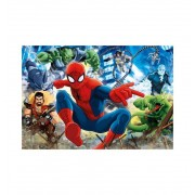 Puzzle 104 Spiderman Sinister Six - Clementoni