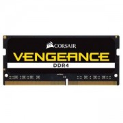 Памет Corsair DDR4, 2666MHz 16GB (1 x 16GB) 260 SODIMM, Unbuffered, CMSX16GX4M1A2666C18