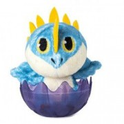 Figurina de plus Stormfly in ou mov - Cum sa-ti dresezi dragonul