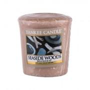 Yankee Candle Seaside Woods candela profumata 49 g unisex