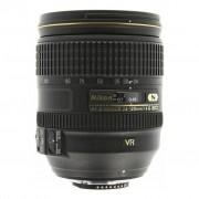 Nikon 24-120mm 1:4 AF-S G ED VR NIKKOR negro - Reacondicionado: muy bueno 30 meses de garantía Envío gratuito