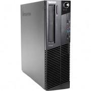 Calculator LENOVO Thinkcentre M81 SFF, Intel Core i5 2400 3.40GHz, 4GB DDR3, 250GB HDD, placa video NVIDIA Geforce 405 512MB