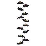 Mrs. Grossman's - Halloween Celebrations Collection - Standard Stickers - Chubby Bats