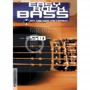Voggenreiter Easy Rock Bass ENGLISH Petereit / primer / incl. CD