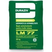 DURAZIV LM77 SAPA AUTONIVELANTA EXTRA FLEXIBILA 25KG