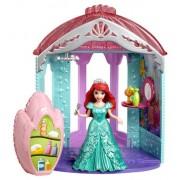 Mattel Disney Princess Little Kingdom Magiclip Ariel s Room Playset