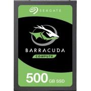 """SSD 2.5"""", 500GB, SEAGATE Barracuda, SATA3 (ZA500CM1A002)"""