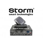 Statie Radio CB STORM Discovery reglabila 4w -> 8w Autosquelch