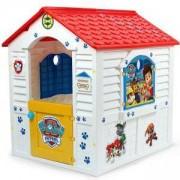 Детска пластмасова къща за игра PAW PATROL Chicos, 8410788895262