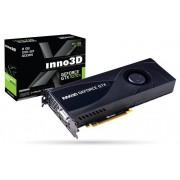 Inno3D N107T-1DDN-P5DN scheda video GeForce GTX 1070 Ti 8 GB GDDR5