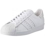 Adidas Superstar 80S S79443 Zapatillas para Hombre, Blanco, 8.5US, 26.5 MEX