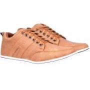 Andrew Scott Men Sneakers(Brown)