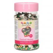 FunCakes Sprinkle Medley -Voetbal- 180g