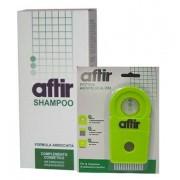 Aftir Linea Anti-Pediculosi Shampoo Antiparassitario Protettivo 150 ml + Pettine