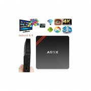 Edal NEXBOX Android 6.0 4K TV Box A95X_NEX Amlogic S905X Quad Core Cortex A53 2.0GHz 64bit Mini PC KODI 16.0 Pre-installed...