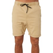 Rusty Hooked On Mens Short Brown