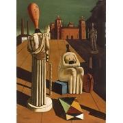Clementoni The Disquieting Muses 1000 Piece Giorgio De Chirico Jigsaw Puzzle