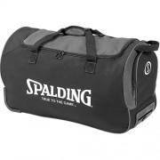 Spalding Sporttasche TRAVEL TROLLEY AIR - schwarz | M