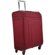 Samsonite ASPHERE SP 66CM RED���������� Expandable Check-in Luggage - 26 inch(Maroon)