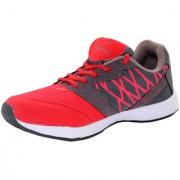 HARVEY SPORTS FITNESS Sport Shoes - Men's Running Shoes Multi Sport Athletic Jogging Fitness Shoes HARVEY RED
