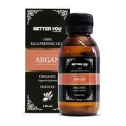 Better You Arganolja EKO Kallpressad, 100 ml