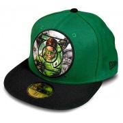 Boné New Era Lanterna Verde - 7 1/2 - GG