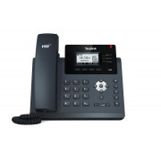 Yealink SIP-T40G, IP Phone, PoE in, tamno siva, 12mj