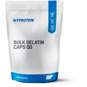Bulk Gelatin Caps 00 - 1000Capsules - Tas - Naturel