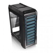 Кутия Thermaltake Versa N23, ATX/Micro ATX, USB 3.0, черна, без захранване