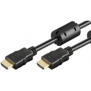 Cablu HDMI - HDMI V1.4 High Speed Ethernet 10 m Goobay