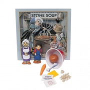 Primary Concepts, PC-1527 Stone Soup 3-D Children Play Book