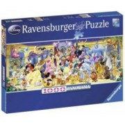 PUZZLE PERSONAJELE DISNEY 1000 PIESE Ravensburger
