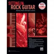 Alfred Music Sitting In: Rock Guitar