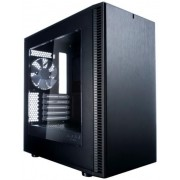 Carcasa Fractal Design Define Mini C Black Window (Neagra)