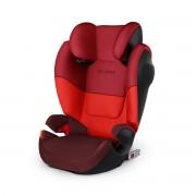 Cybex autosjedalica grupa 2/3 Solution m-fix Sl rumba red dark red 517001374