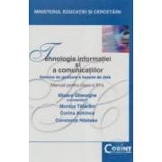 Tehnologia informatiei si a comunicatiilor clasa 11 - Mioara Ghorghe Monica Tataram Corina Achinca