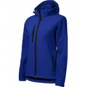 ADLER Performance Dámská softshell bunda 52105 královská modrá M
