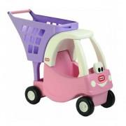 Masinuta Cos Pentru Cumparaturi Princess Cozy Coupe
