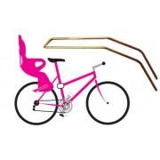 Ok Baby Braccio di supporto bici - Gold