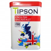 Ceai Tipson english breakfast 85 g C80122