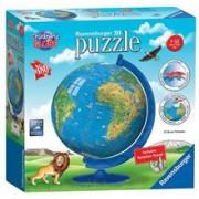 Puzzle Ravensburger Children S World Globe 180 Piece 3D Jigsaw Puzzle
