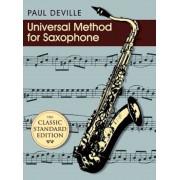 Universal Method for Saxophone, Hardcover