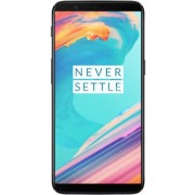 "Telefon Mobil OnePlus 5T A5010, Procesor Octa-Core 2.45GHz / 1.9GHz, Optic AMOLED Touchscreen Capacitiv 6.01"", 6GB RAM, 64GB Flash, 20 + 16 MP, Wi-Fi, 4G, Dual-Sim, Android (Negru) + Cartela SIM Orange PrePay, 6 euro credit, 4 GB internet 4G, 2,000 minute"